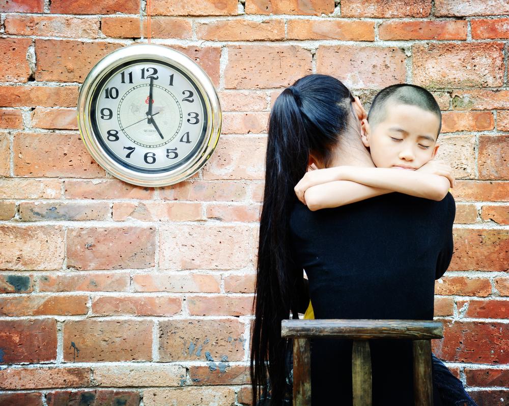 tiempo hijos