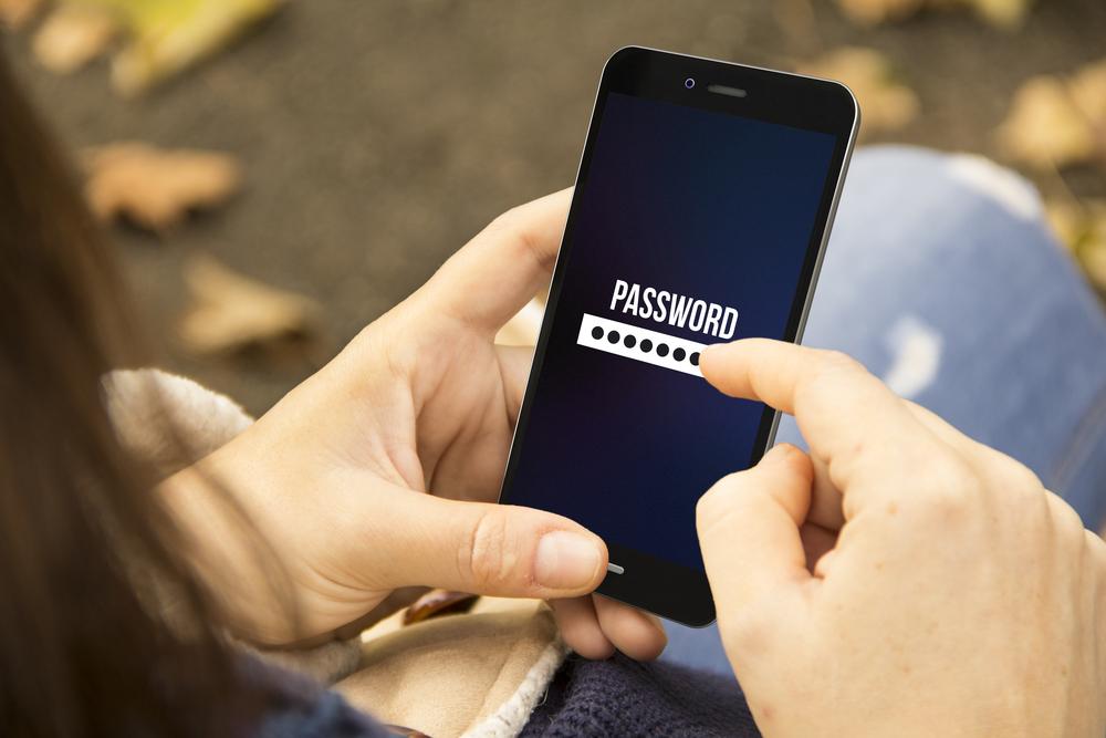 password celular
