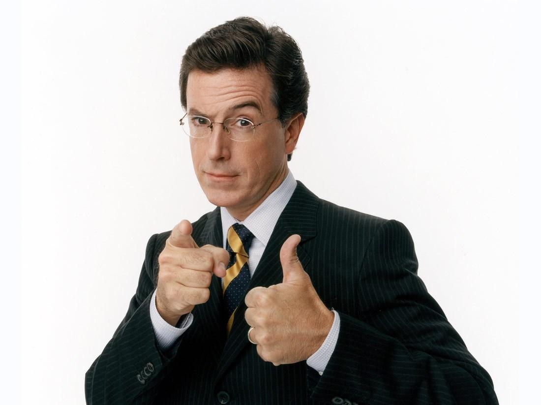 Stephen Colbert se une a la batalla televisiva de la medianoche