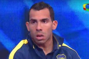 Tevez se siente muy mal por haber lesionado a Ham (VIDEO)