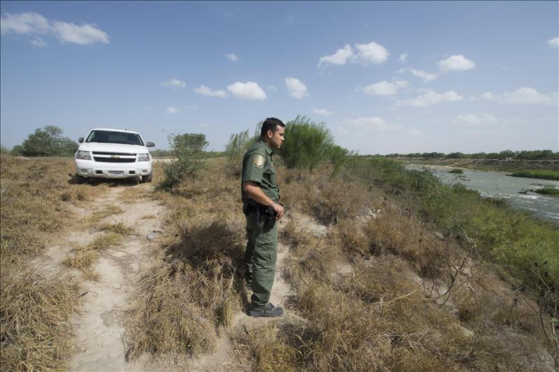 El condado de Brooks, en Texas, el valle de la muerte de inmigrantes sin nombre