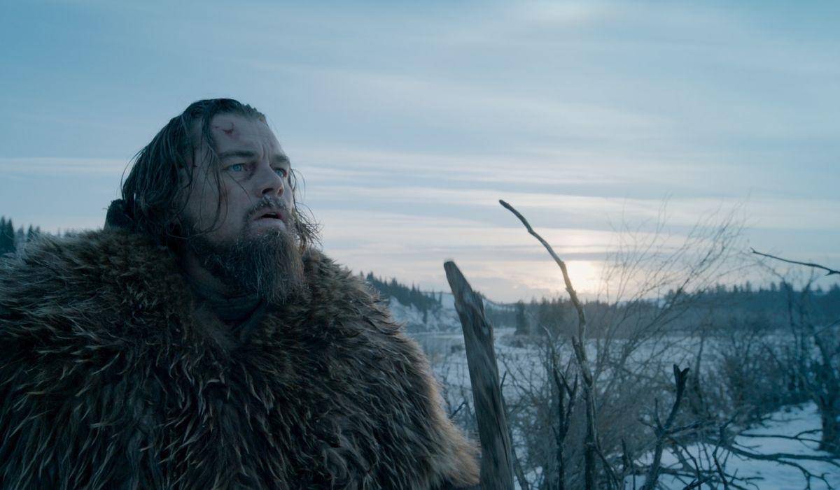 Leonardo DiCaprio en 'The Revenant', el nuevo filme del cineasta mexicano Alejandro G. Iñárritu.