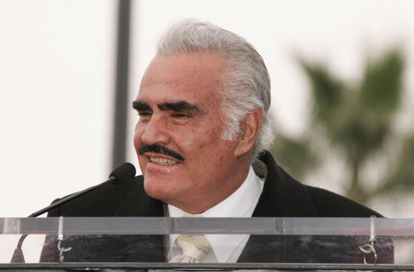 ¡Muchas felicidades! Así festejó Vicente Fernández su cumpleaños 76