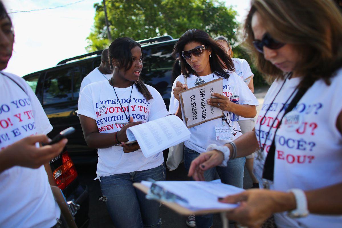 La importancia de registrarse y votar
