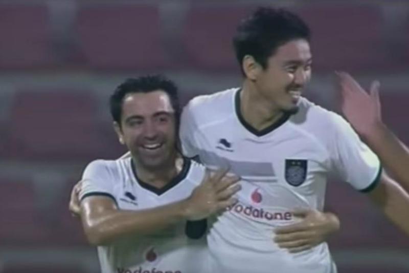 Xavi Hernández debuta con victoria en Qatar (VIDEO)