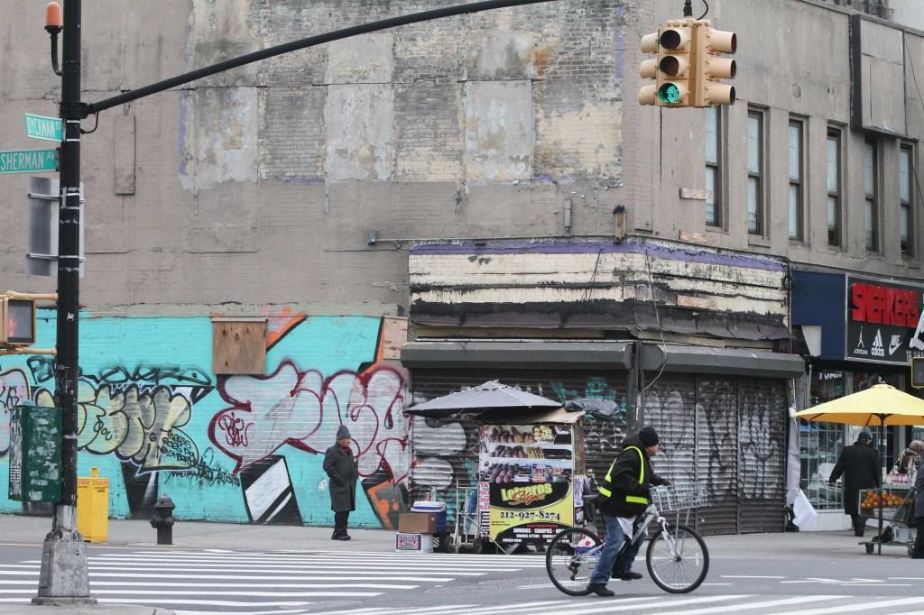Inwood es uno de los barrios en planes de renovación. Foto de Mariela Lombard.