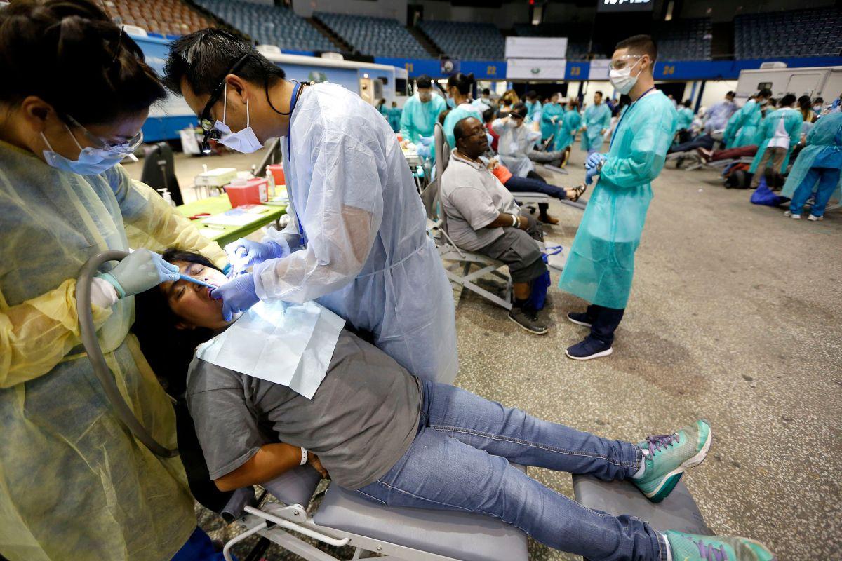 Megaclínica de salud empieza este miércoles en Los Ángeles