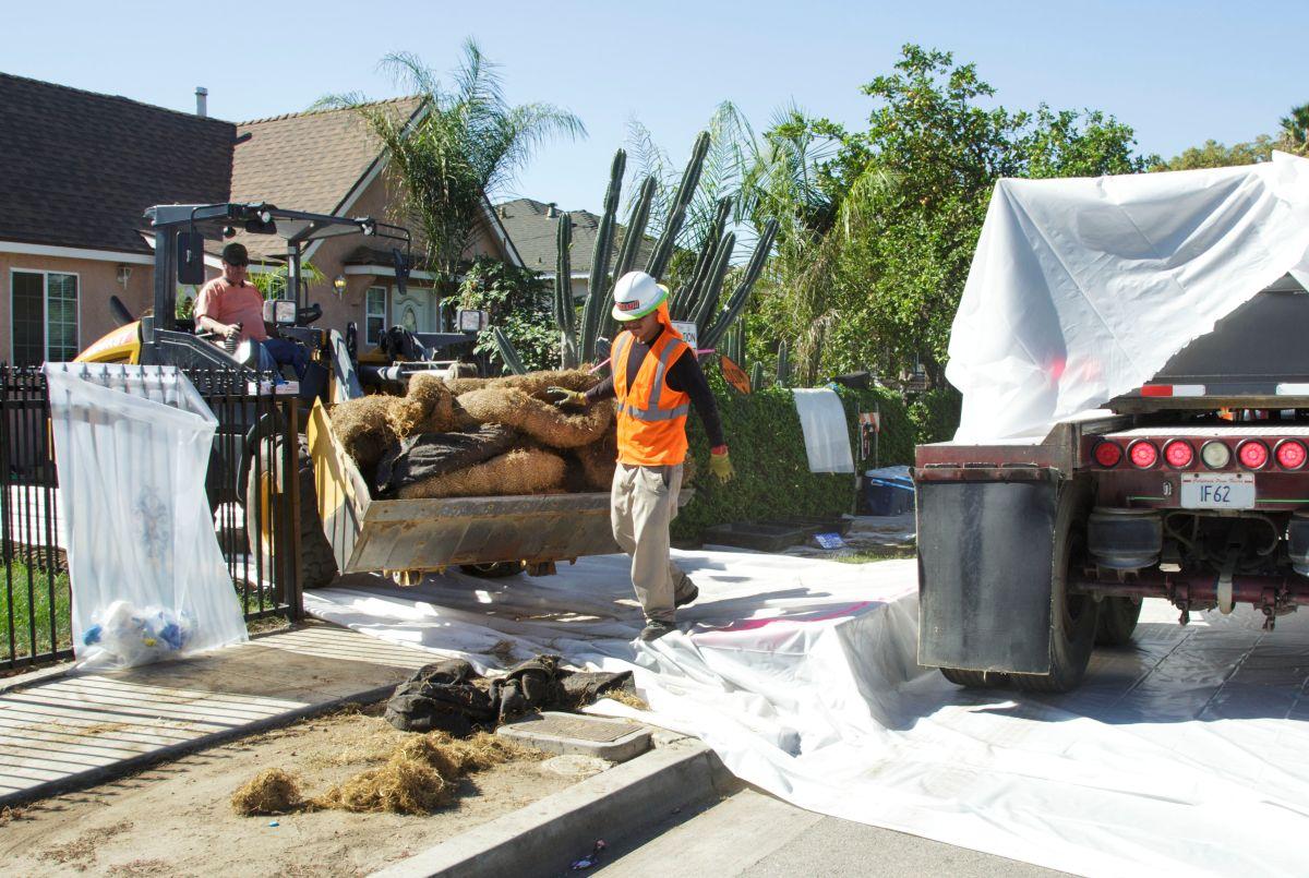 El 99% de las casas analizadas cerca de la planta Exide están contaminadas