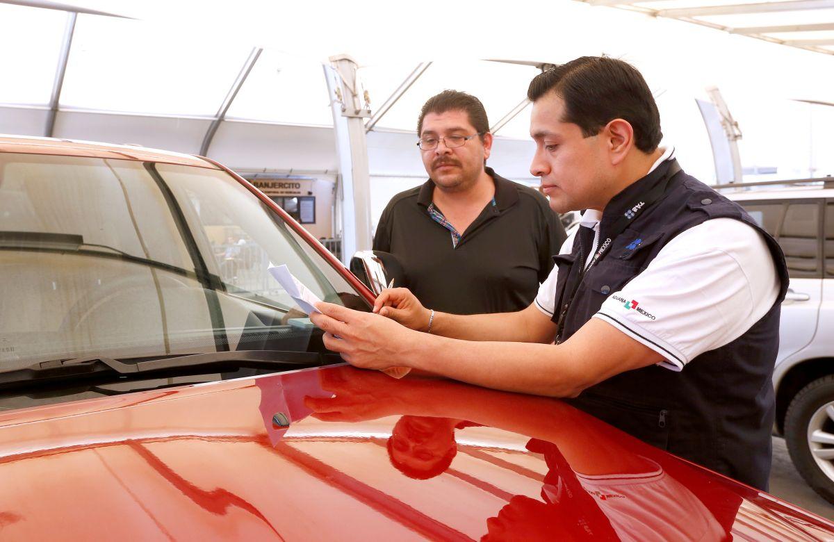 ¿Fuiste a México y aún no cancelas el permiso de auto?