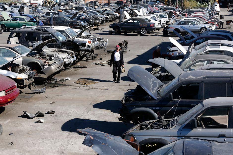 """¿Hace falta que el auto tenga el titulo """"salvage"""" (o rescatado) si lo quiero vender como chatarra?"""