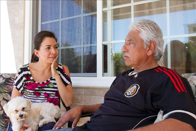 Gerardo Herrejón y Ana Verdín Hernández hablaron de la discriminacin que sufrieron por ser un matrimonio con 41 años de diferencia.