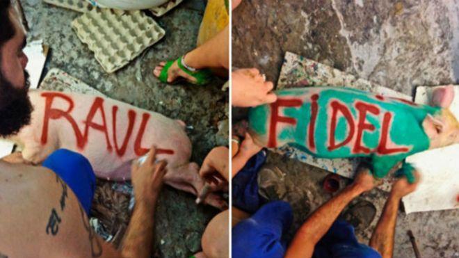 """Cuba: liberan al grafitero """"El Sexto"""" tras 10 meses en prisión"""
