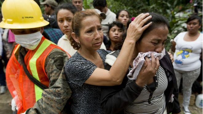 Guatemala: la carrera para rescatar a los sobrevivientes del deslave (FOTOS, VIDEO)