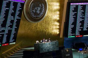 EEUU vota en la ONU en contra de levantar el embargo a Cuba