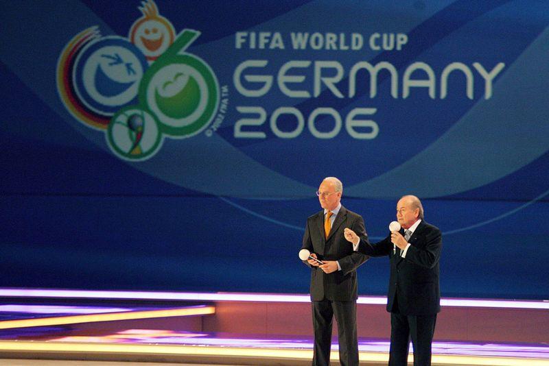 Beckenbauer se lava las manos en supuesta compra del Mundial 2006