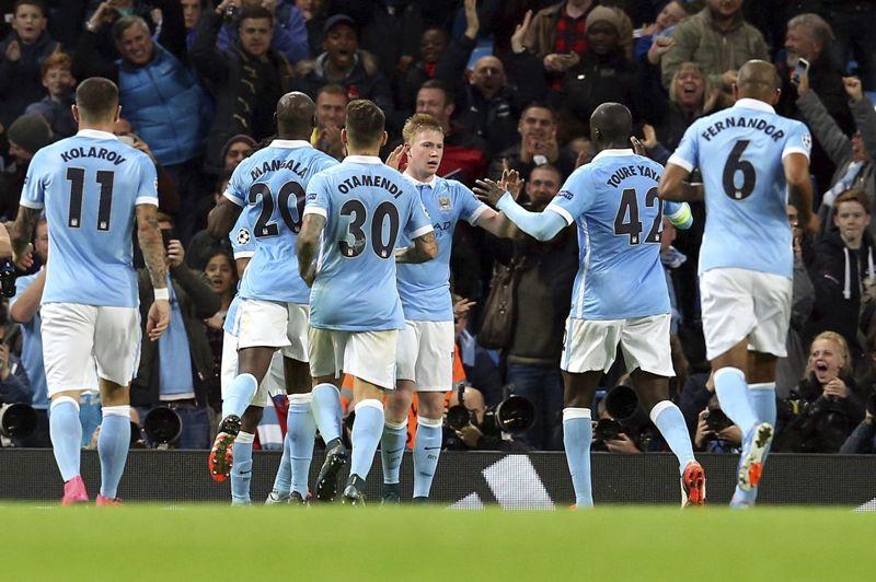 De Bruyne le da al City una victoria al límite (VIDEO)