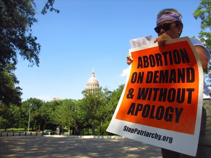 Los antiabortistas quieren que el aborto llegue a la Corte Suprema a partir de las restrictivas leyes estatales.