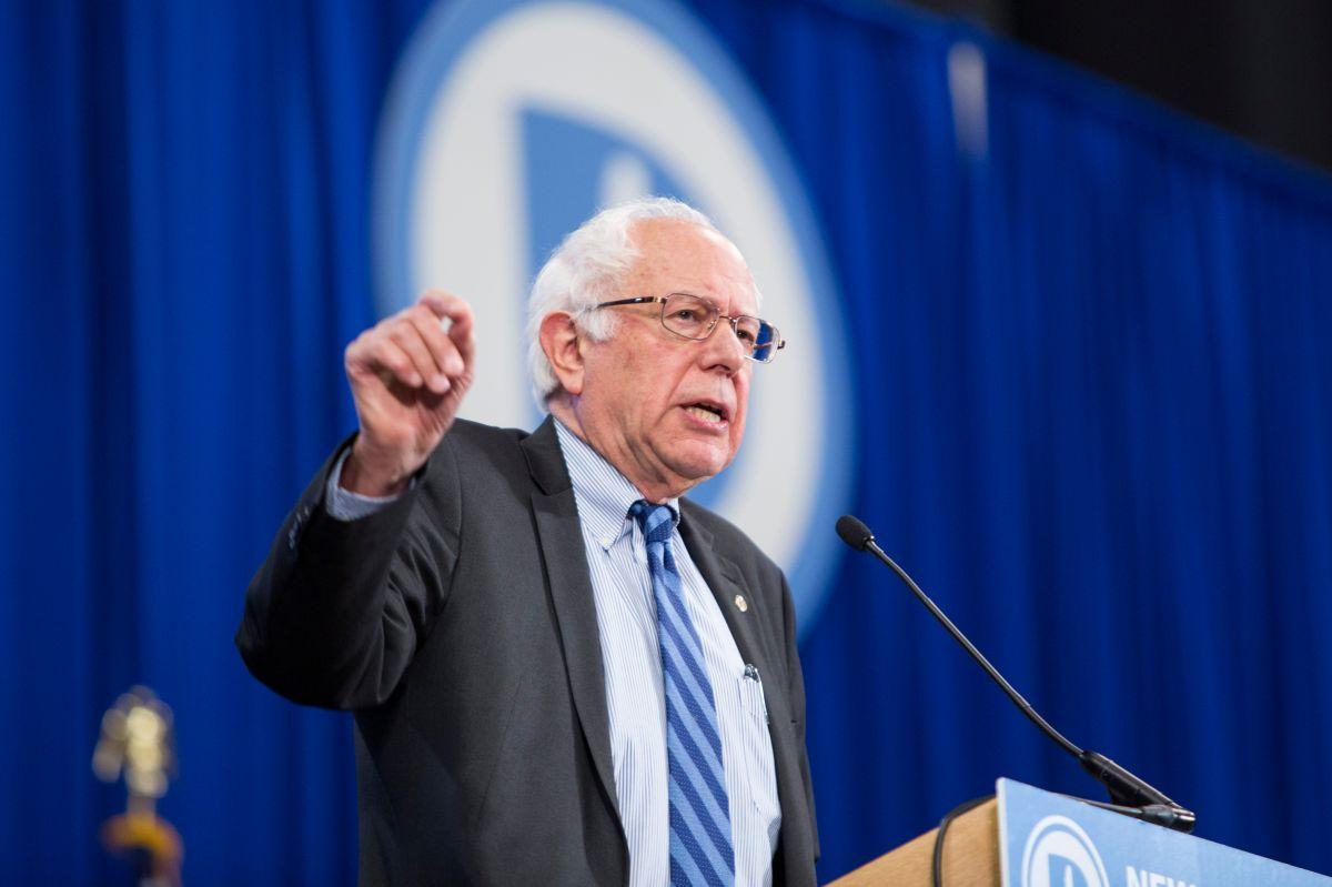 """Sanders responde a Donald Trump: """"es un mentiroso patológico"""""""