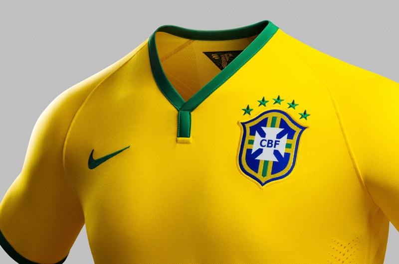 Brasil se solidariza con Chile y usará un uniforme especial