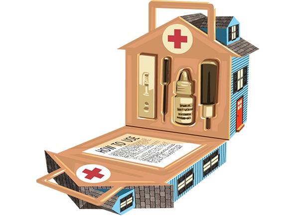 kit medico
