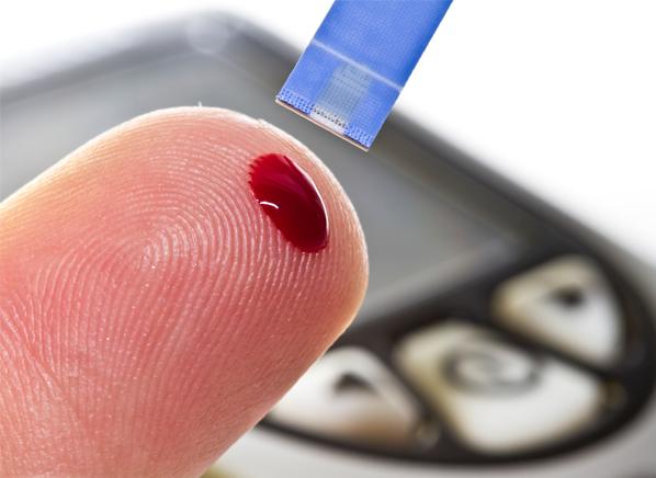 prueba diabetes