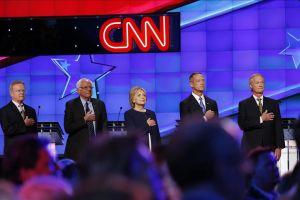 O'Malley cifra esperanzas en último debate presidencial del año
