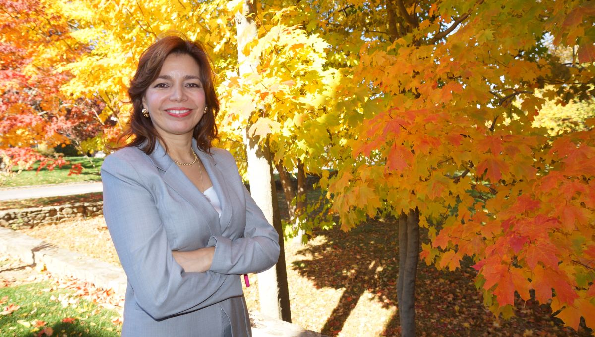 Monika Mantilla, pasión por las finanzas