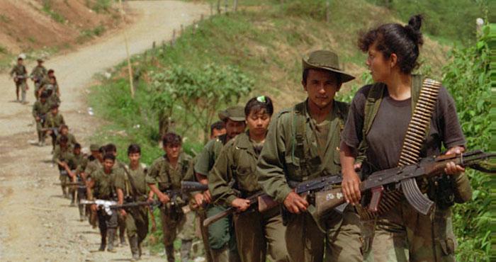 Guerrillera de las FARC vinculada al Cártel de Sinaloa es detenida por Ejército colombiano