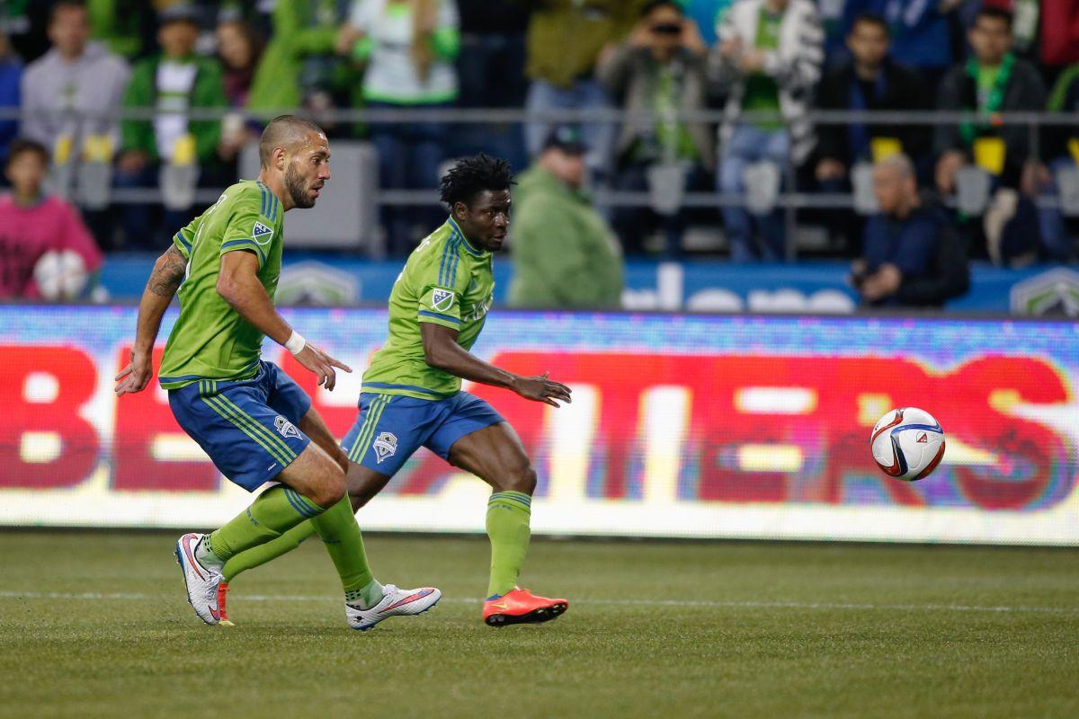 Clint Dempsey y Obafemi Martins lideran el ataque de los Sounders de Seattle, que se medirá al América, actual campeón defensor.