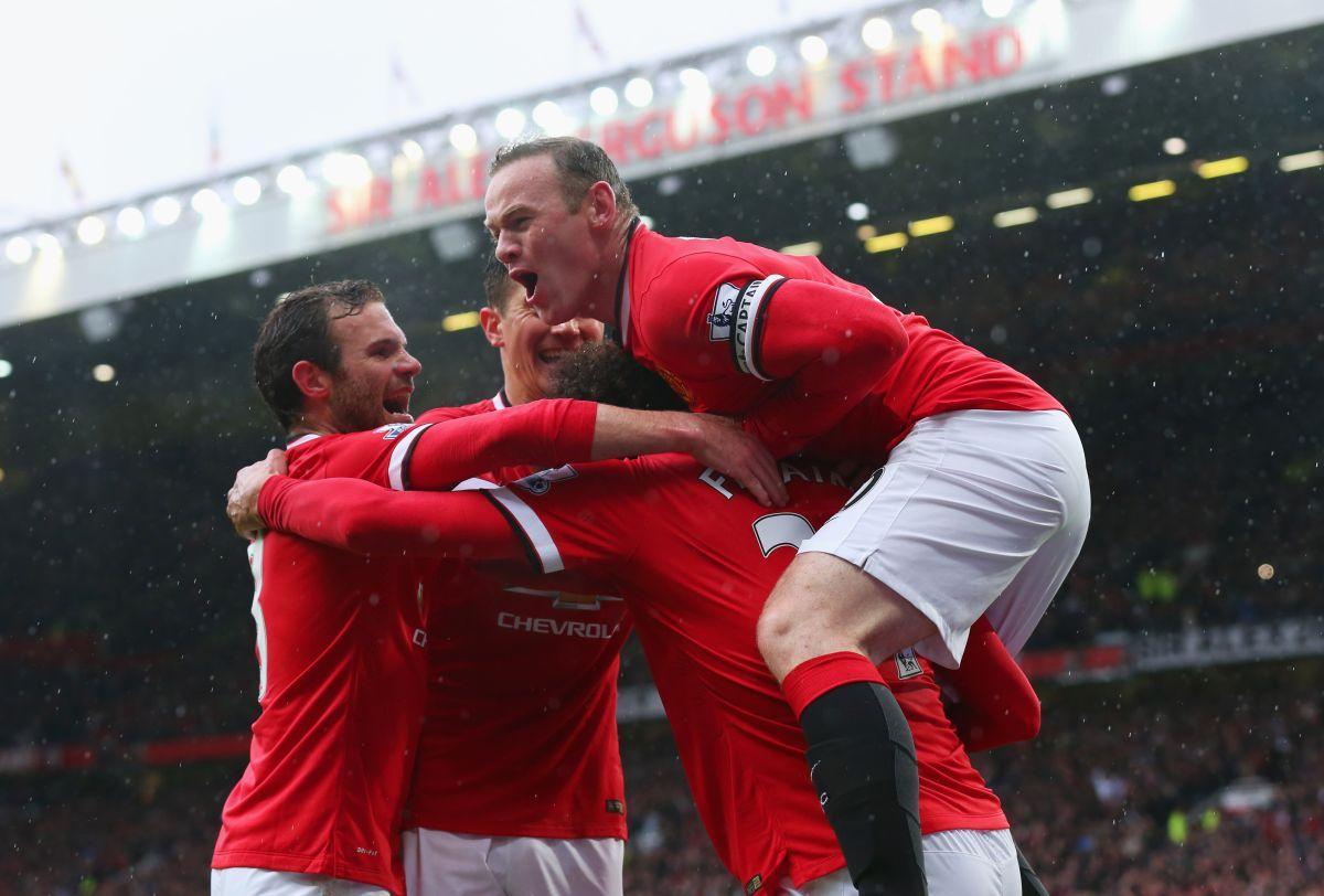 Los Red Devils se encuentran a dos puntos del líder Manchester City.