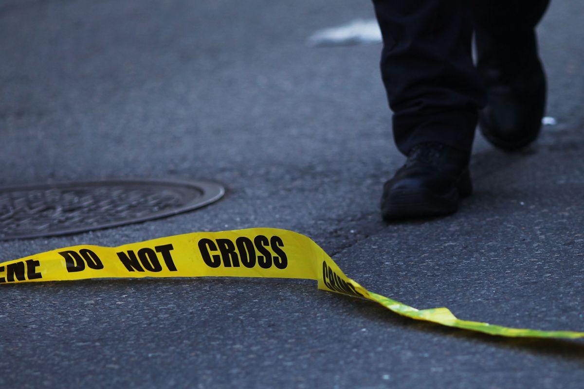 Tres muertos en un tiroteo en cementerio de Ontario
