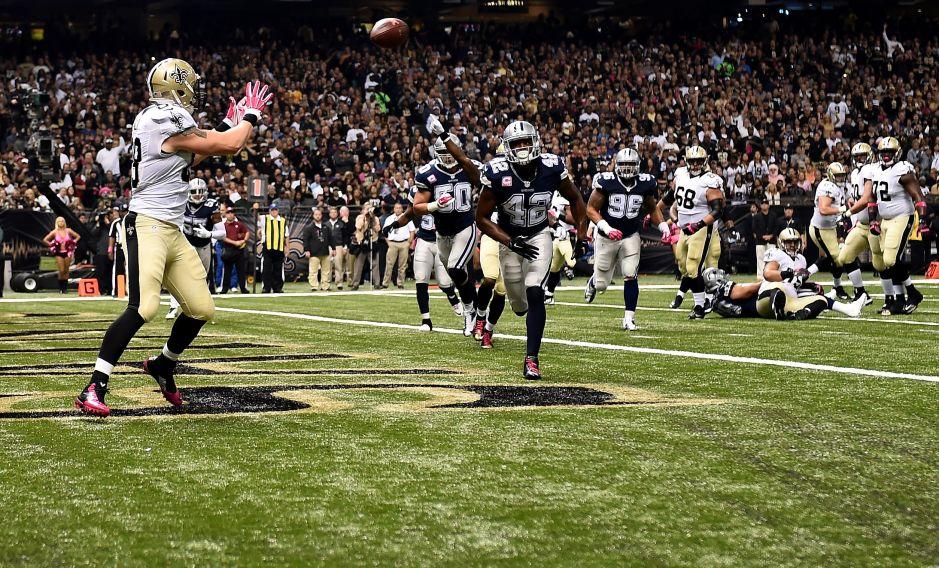 Dos juegos sin Tony Romo, dos derrotas para los Cowboys, pero ahora dolió más
