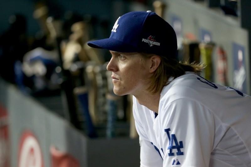 Dodgers ponen sus esperanzas en Greinke, pero enfrente está deGrom