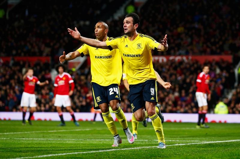 Manchester United es eliminado de la Copa por un club de segunda