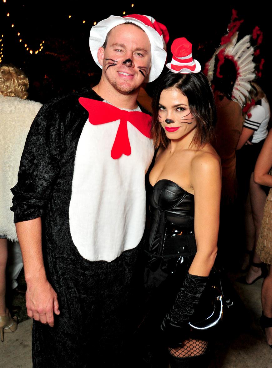 Hollywood celebra Halloween, no se pierdan los mejores disfraces (fotos)