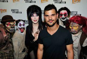 Taylor Lautner pillado borracho (VIDEO)