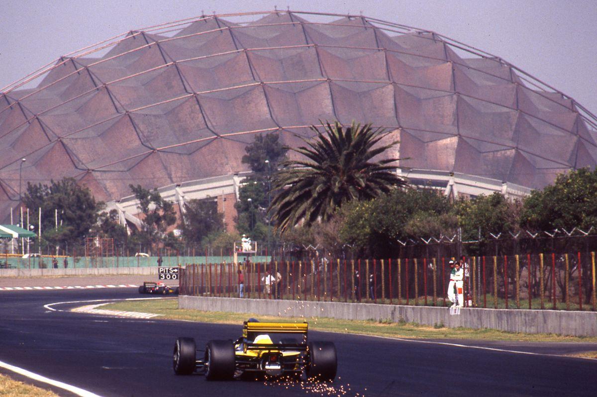 Banderazo a la emoción: Llega la Fórmula 1 a México