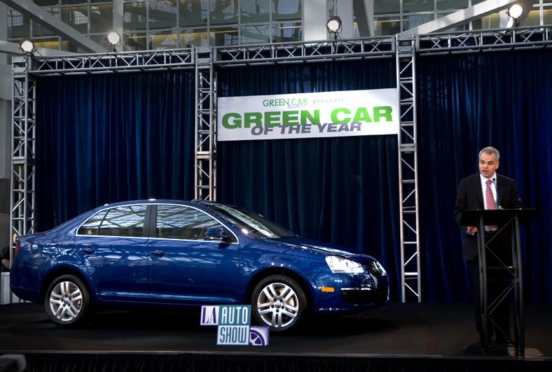 audi green car