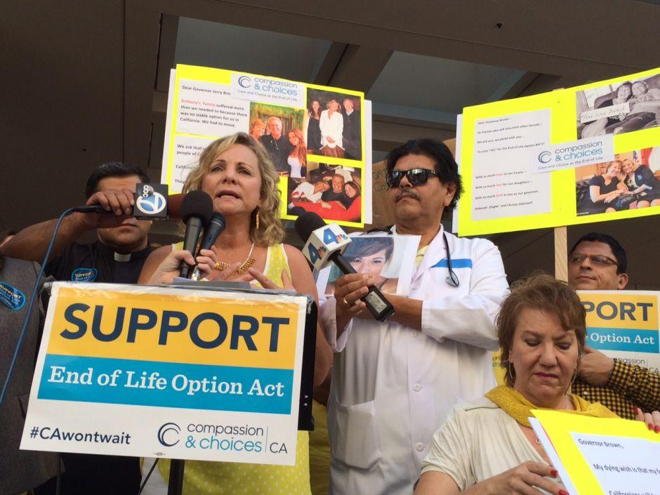 California es el quinto estado en permitir la muerte asistida
