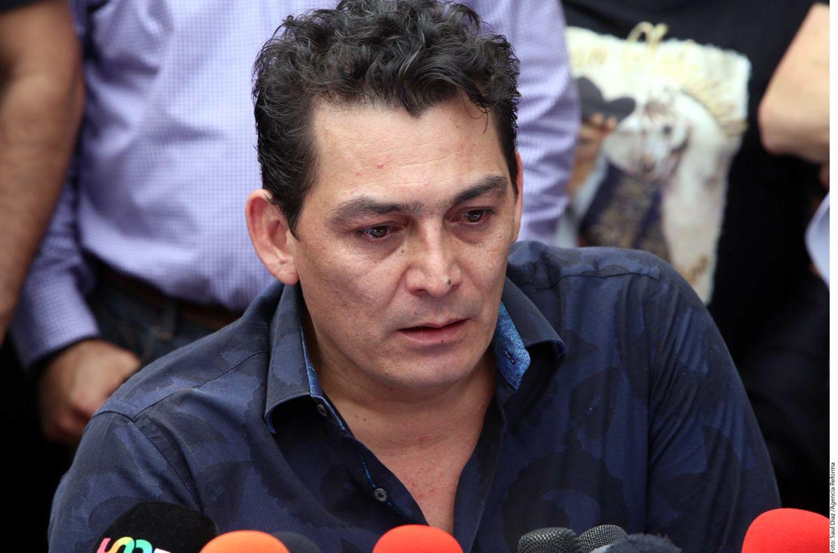 José Manuel explica la situación en el rancho de Joan Sebastian