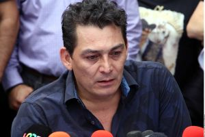 Ex de José Manuel Figueroa ratifica la denuncia en contra del cantante por violencia familiar y lesiones