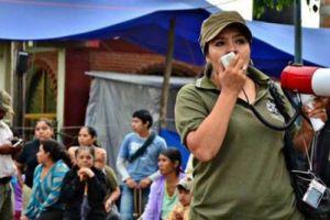 """Nestora Salgado, la """"comandanta"""" mexicana acusada de 50 secuestros"""