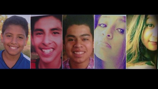 Acusan a adolescente por la muerte de sus 5 amigos