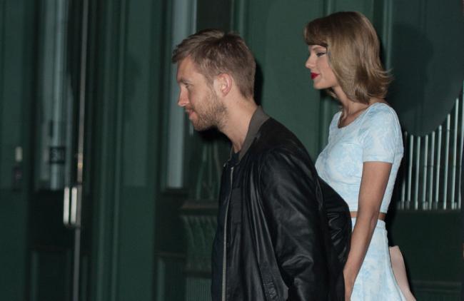 Taylor Swift vive una relación 'mágica' con Calvin Harris
