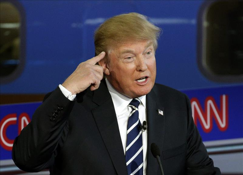 """Garcetti: """"Si Trump gana, México construirá un muro"""""""