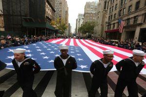 Planes para el Día de los Veteranos en California del sur