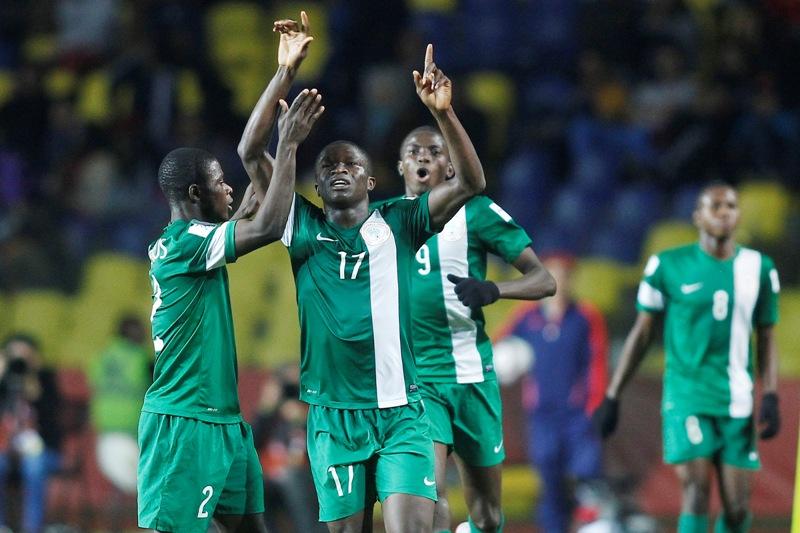 Nigeria aprovechó las que tuvo.