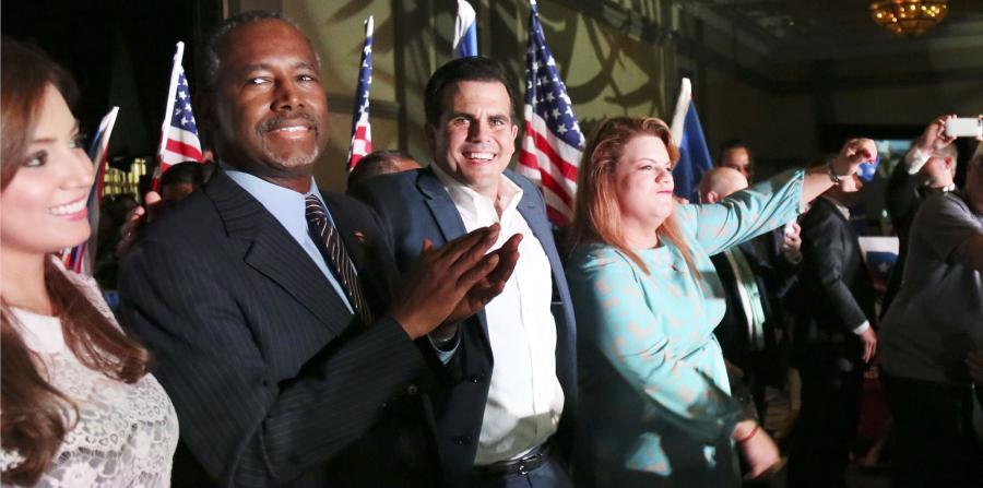 Ben Carson respalda la anexión de Puerto Rico