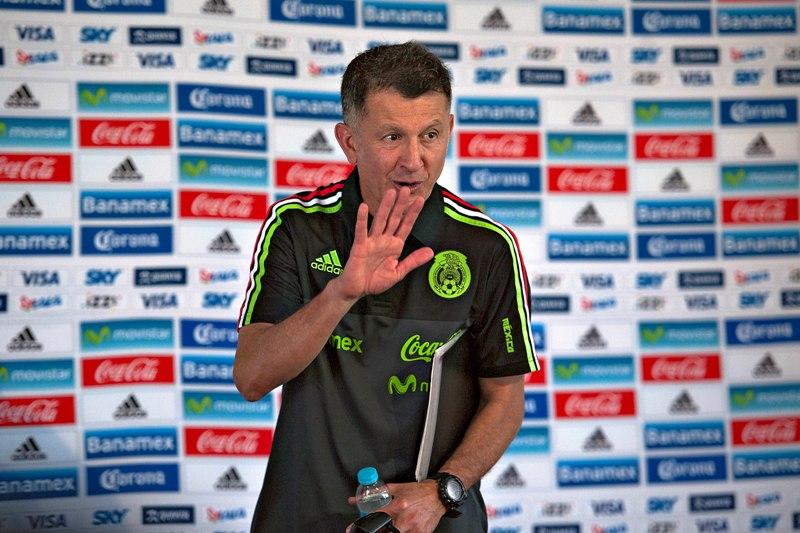 Osorio deja más dudas que certezas de cara al partido contra El Salvador.