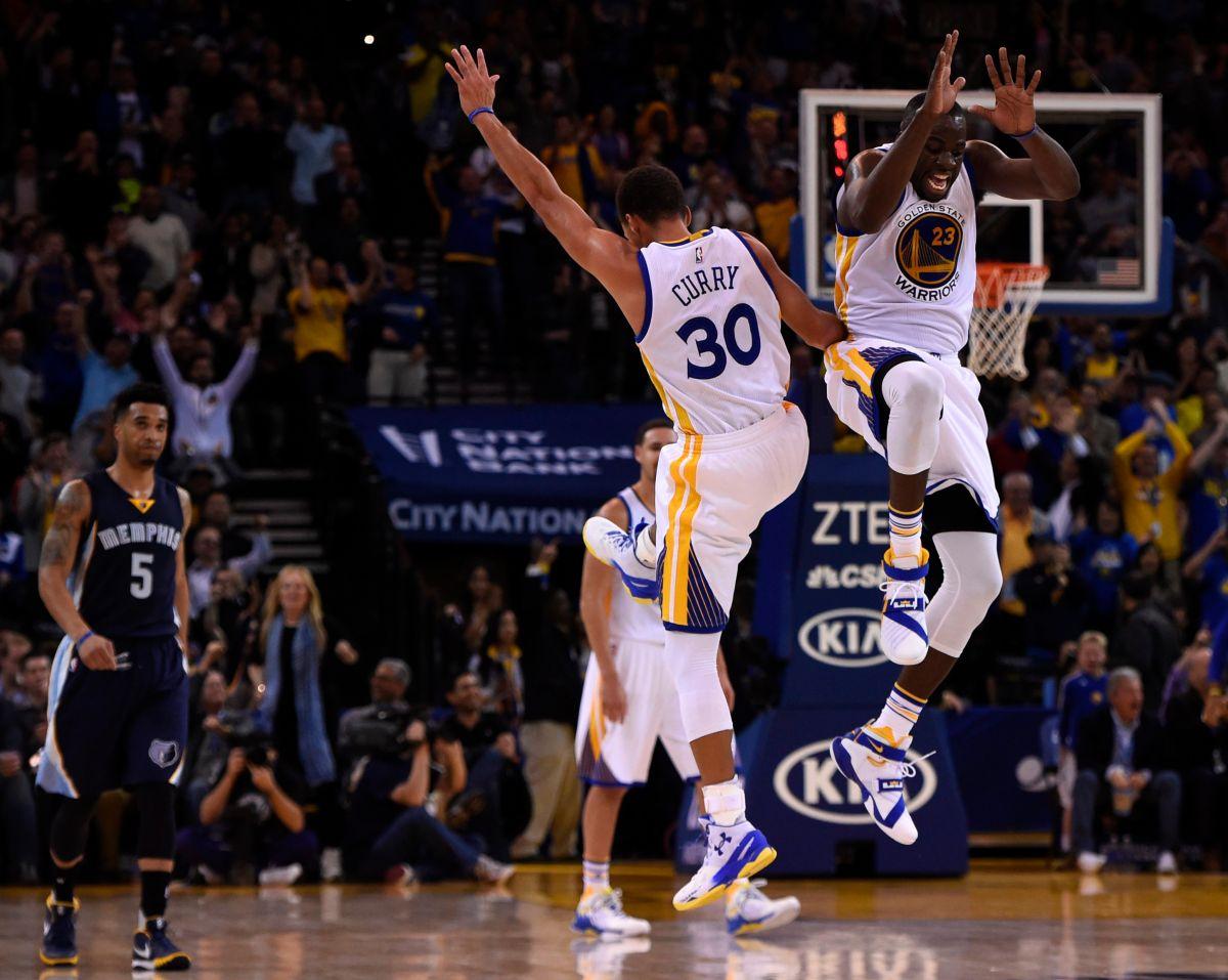 A Stephen Curry le toma cuatro juegos para asustar al resto de la NBA